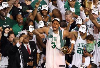 Celtics in 2008