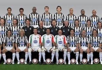 Ювентус 2007 год