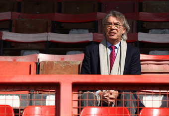 How Guilty is Massimo Moratti?