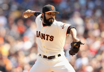 Sergio Romo has been dominant as a setup man