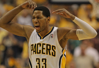 Danny Granger didn't return to Game 5 after rolling his ankle after attempting a three-pointer.