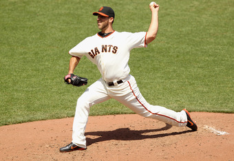 """Madison Bumgarner is """"country-strong"""""""