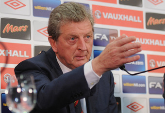 Roy Hodgson's England won't have high expectations this summer at Euro 2012.