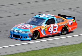 Almirola's intermediate track results have been subpar...but that was before Mike Ford