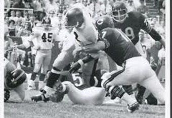 Cannonball Butler was KR/RB for the Steelers in the 1960's. Photo/eBay.com
