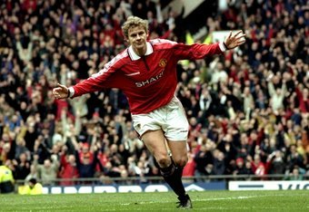 Ole Gunnar Solskjær proved to be a key signing for Manchester United.