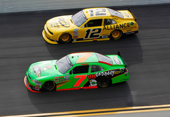 Could Penske be setting up a Hornish-Danica rivalry for 2013?