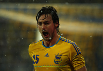 What role will Milevskiy and Shevchenko play at Euro 2012?