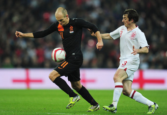 Arjen Robben and the Netherlands await Portugal in Group B