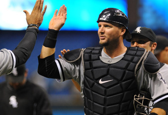It should also come as no surprise that A.J. Pierzynski figured heavily in Wenesday's chain of events.