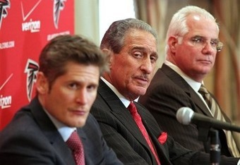 This is the trio that has turned around the Falcons.