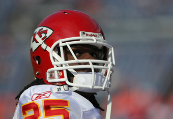 The Chiefs need Jamaal Charles to be healthy in 2012.