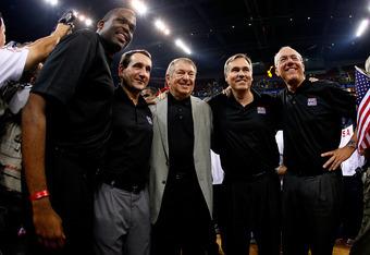 Will Davis join Mike Krzyzewski and Jerry Colangelo's Team USA in 2012?