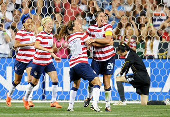 The US Women sold out PPL Park last week in their match against World Cup rival China.