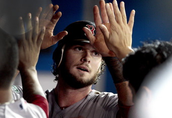 Saltalamacchia is having a career year so far.