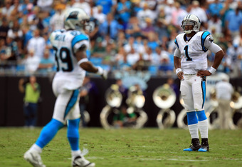 Can Steve Smith succeed only if Cam Newton continues his success?
