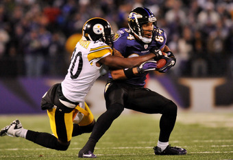 Ravens No. 3 receivers, like T.J. Houshmandzadeh, have historically played a very marginal role in the Ravens' offense.