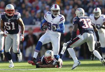 Derek Hagan is an overlooked name on the Bills roster of wide receivers.