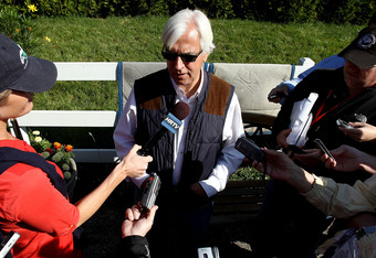 While Mike Smith had poor runs on Bodemeister, Bob Baffert has only himself to blame for loss in Belmont. He should have changed riders.