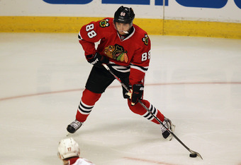 People in Chicago should expect to see Kane in the United Center for some time.