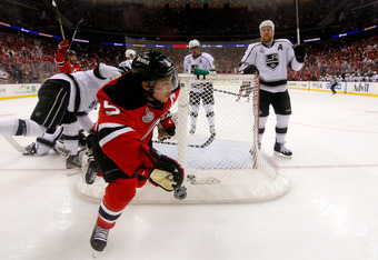 The Devils should expect to break the bank if they want to keep this guy.