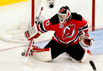 Can Martin Brodeur continue to keep the Devils alive?