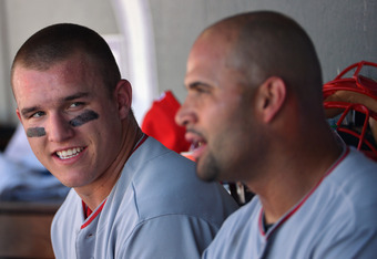 Mike Trout and Albert Pujols give the Angels a compelling pair of young and veteran superstars.