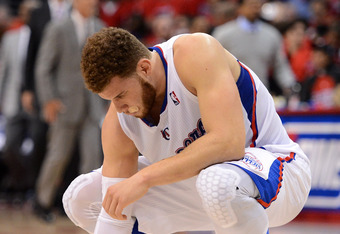 Former No. 1 overall pick Blake Griffin was an All-NBA Second Team selection in 2012. Despite all his production, he was paid less than guys like Kwame Brown and Josh Childress.