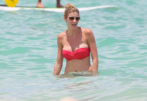 erin andrews bikini