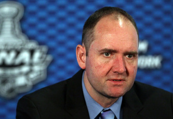 Pete DeBoer coached New Jersey to within two wins of the Cup
