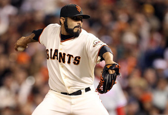 Reliever Sergio Romo Ezra Shaw / Getty Images