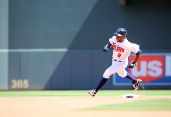 Span's speed on the basepaths  is a plus.