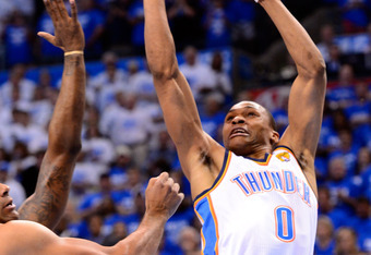 OKC's Russell Westbrook needs to take better and fewer shots for Thunder to defeat the Heat.