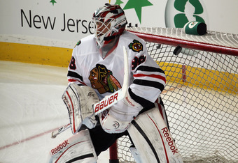 Carter Hutton had taken Salak's place on the depth chart by the spring.