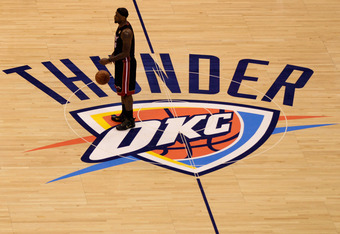 A game seven in Oklahoma may be the final hurdle for LeBron.