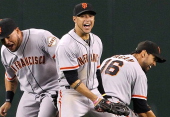 Cabrera, Blanco and Pagan are having fun by getting on base.