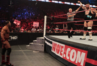 Could walking out of the match helped Otunga walk into a safer employment status?