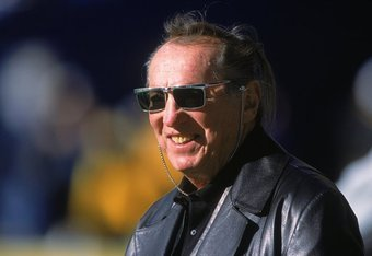 Al Davis did things his way to the very end.