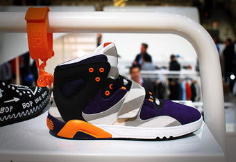 Adidas 'Shackles' Basketball Sneakers