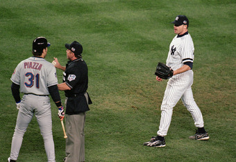 """The """"bat throwing"""" incident in the 2000 World Series is one of many examples of Clemens' volatility and selfishness."""