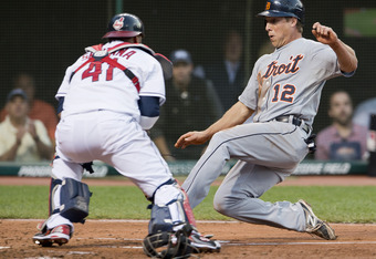 Detroit awaits Andy Dirks' return to the lineup.