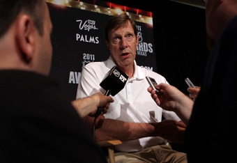 A busy summer awaits David Poile