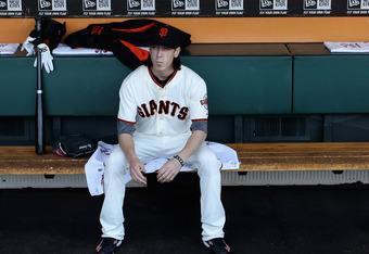 It has been a year of soul-searching for Tim Lincecum.