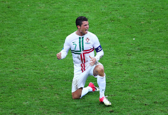 Ronaldo is arguably the best scorer in the entire tournament.