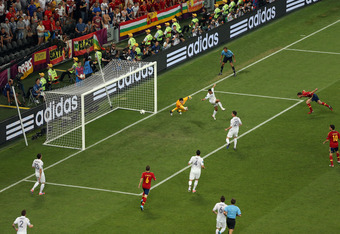 Alonso Heads Home Spain's First