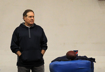 """Bill Belichick hasn't slowed down, despite being considered one of the NFL's """"old guys."""""""