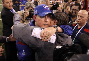Tom Coughlin's Giants have gotten the best of Belichick and the Patriots to date.