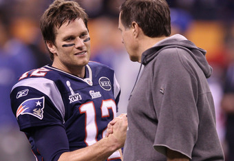 Brady and Belichick are an unusual match, but their numbers speak for themselves.