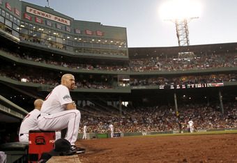 Kevin Youkilis' days in a Red Sox uniform are numbered.
