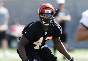 The Bengals prefer their strong safeties large, and that's just what rookie George Iloka is.